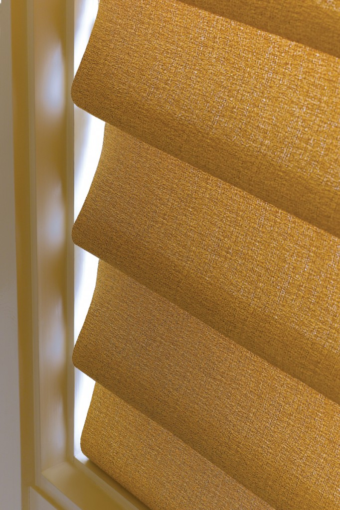 Hunter Douglas Fabric Roman Shade